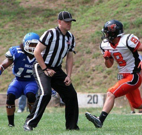 HAAC Officials - Mens Varsity Football