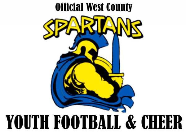 West County Spartans Football and Cheer-EBYFC - Spartans Jr. Pee Wees