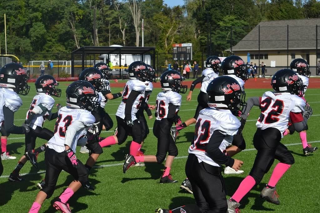 Wellesley Youth Football - BYFL - Junior Raiders 6th Grade