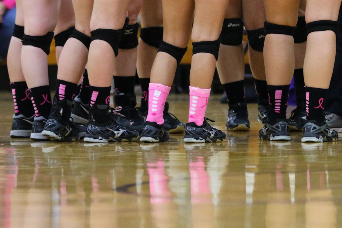 Ellsworth High School - Girls' Varsity Volleyball