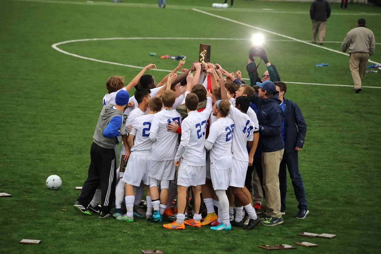Morgantown High School - Boys' Varsity Soccer