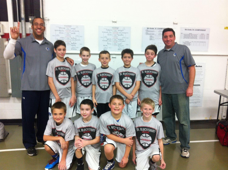Brookfield Junior Lancers Basketball - 5th Grade Blue