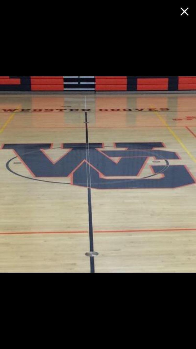 Webster Groves High School - Girls Varsity Basketball