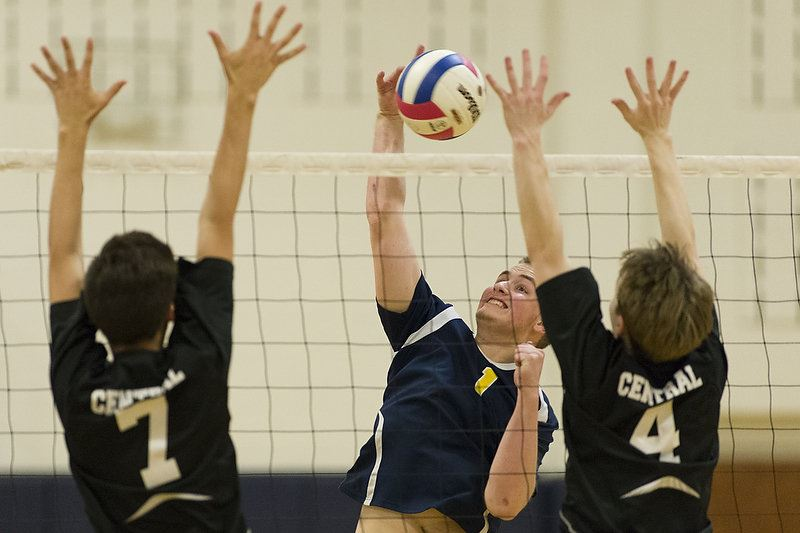 Jefferson Township High School - Boys' Volleyball