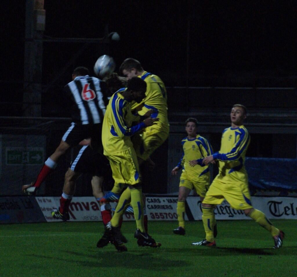 Guiseley AFC - Guiseley AFC