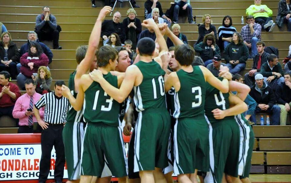 Elk Lake High School - Men's Varsity Basketball