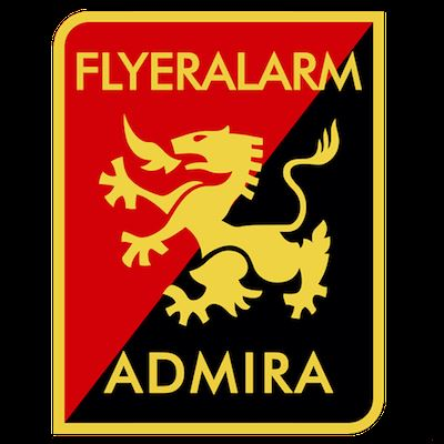 FC Flyeralarm Admira - FC Flyeralarm Admira