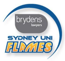 Sydney Uni Flames - WNBL - Flames