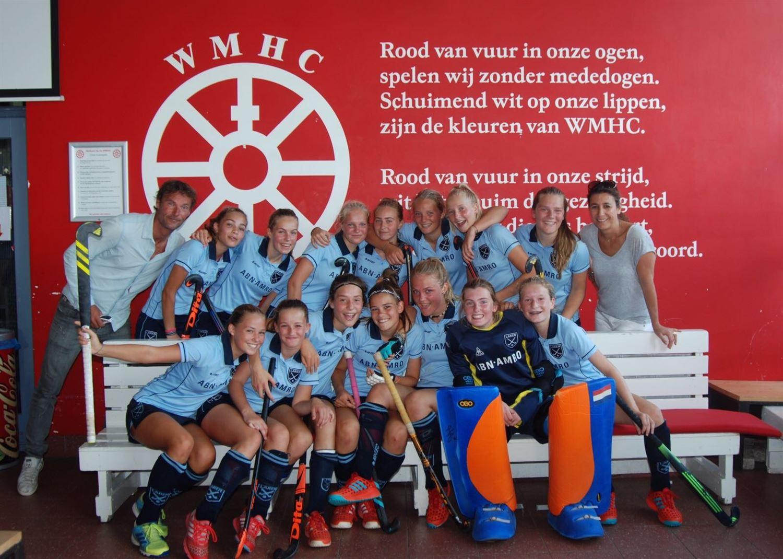 Laren MHC - Meisjes B1