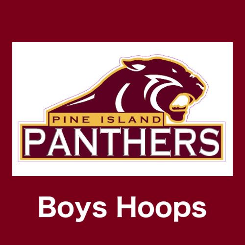 Pine Island High School - Boys' Varsity Basketball