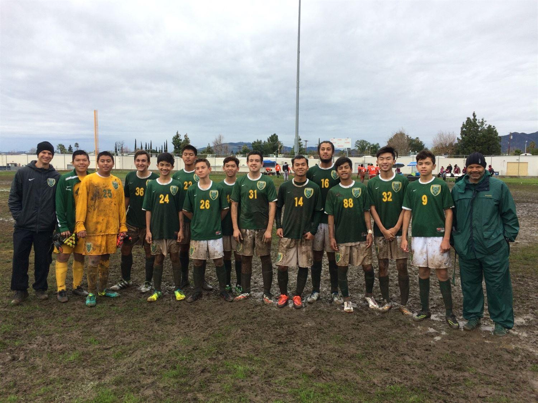 Temple City High School - Boys' Varsity Soccer