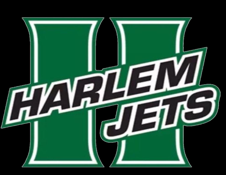 HARLEM JETS ( 8-U ) - HARLEM J...