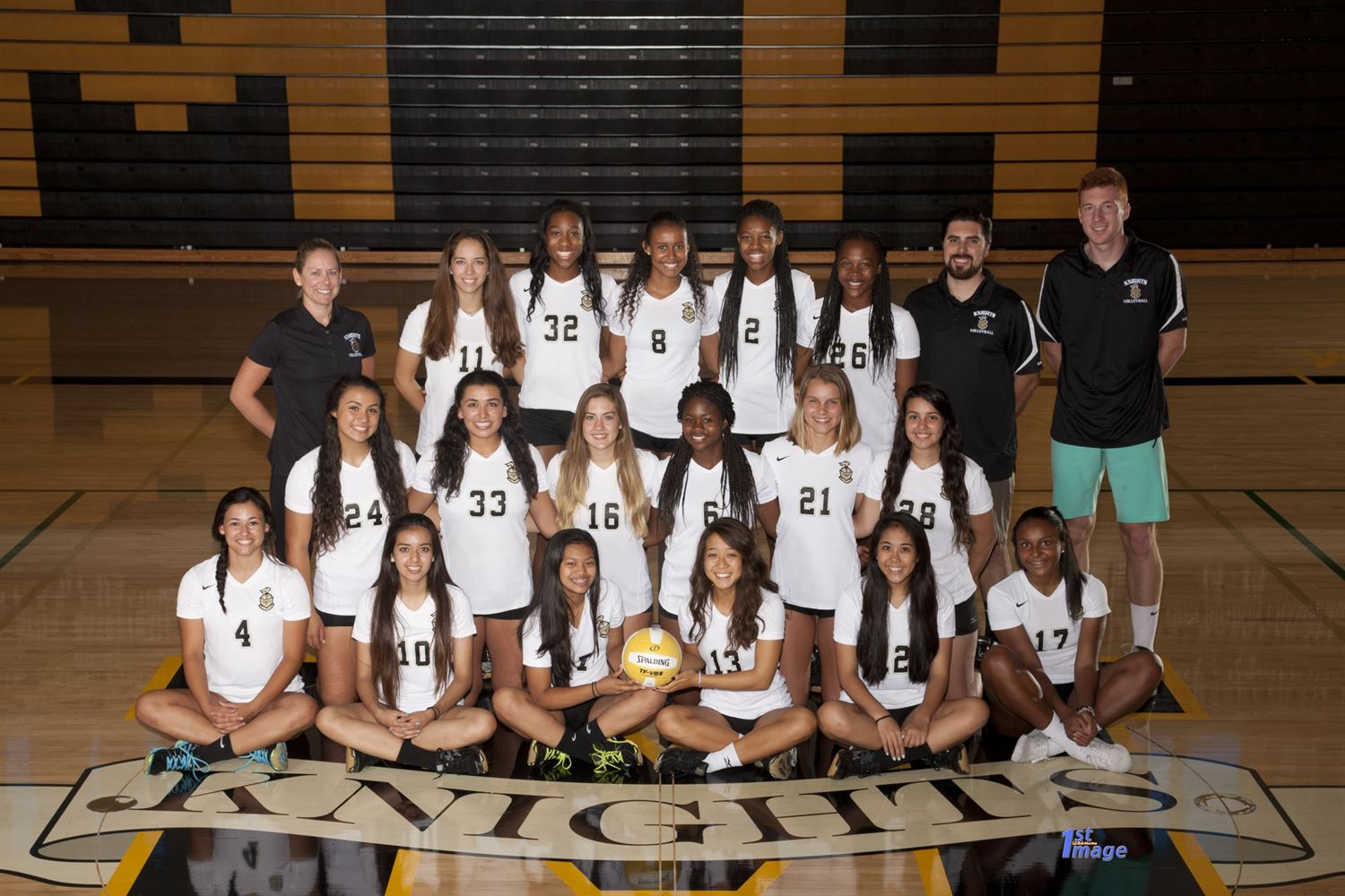 Bishop Montgomery High School - Girls' Varsity Volleyball