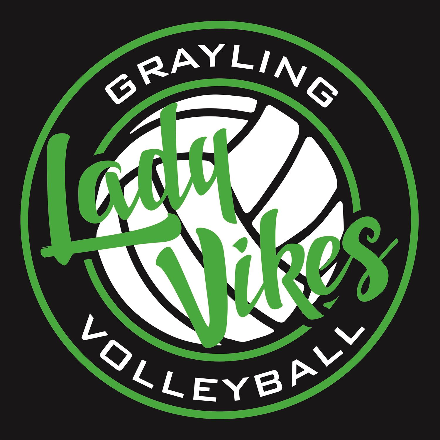 Grayling High School - Girls Varsity Volleyball