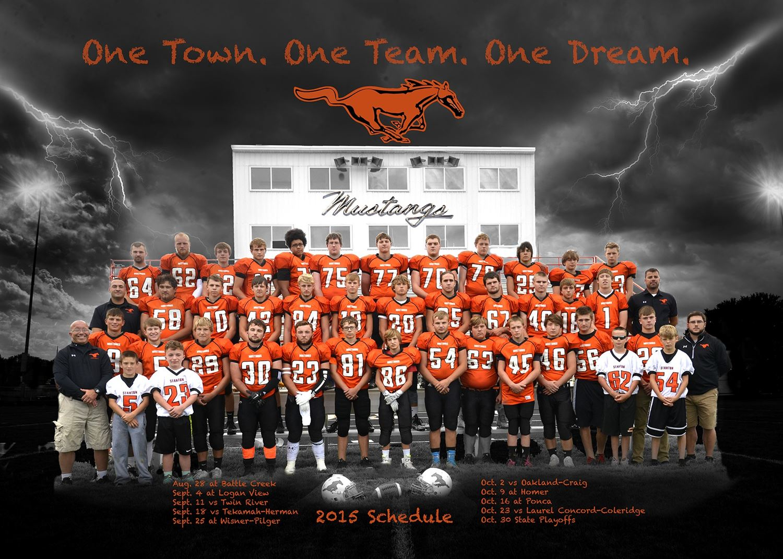 Stanton High School - Boys Varsity Football