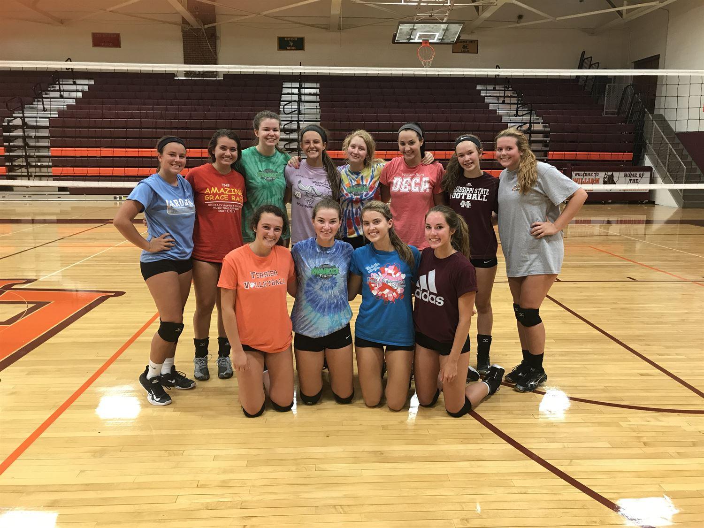 William Byrd High School - Girls' Varsity Volleyball
