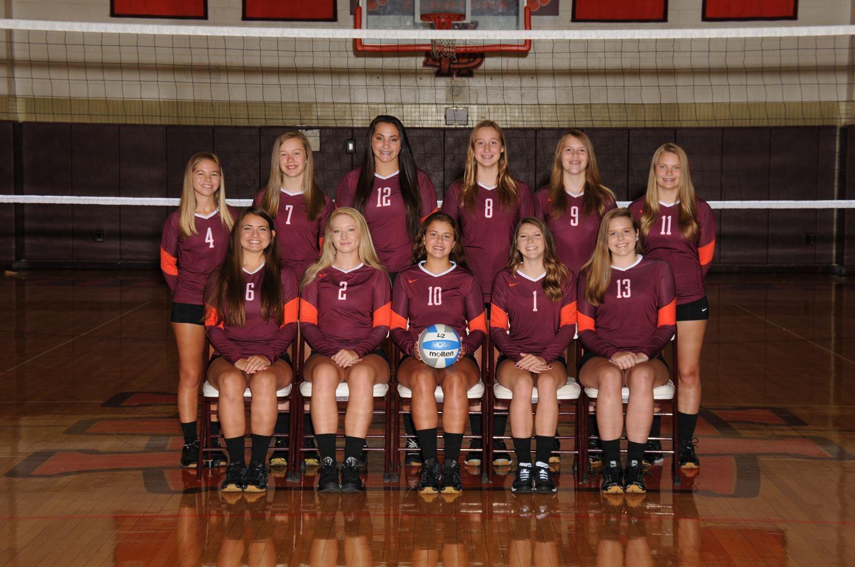William Byrd High School - Girls' JV Volleyball