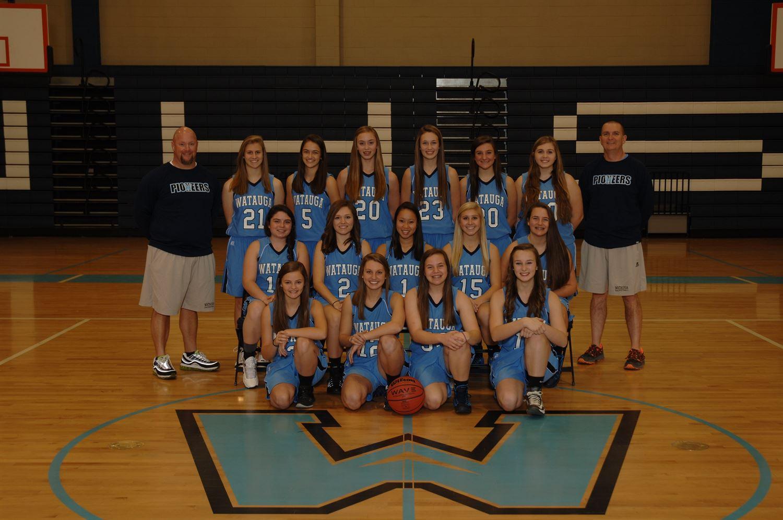 Watauga High School - JV Girls Basketball