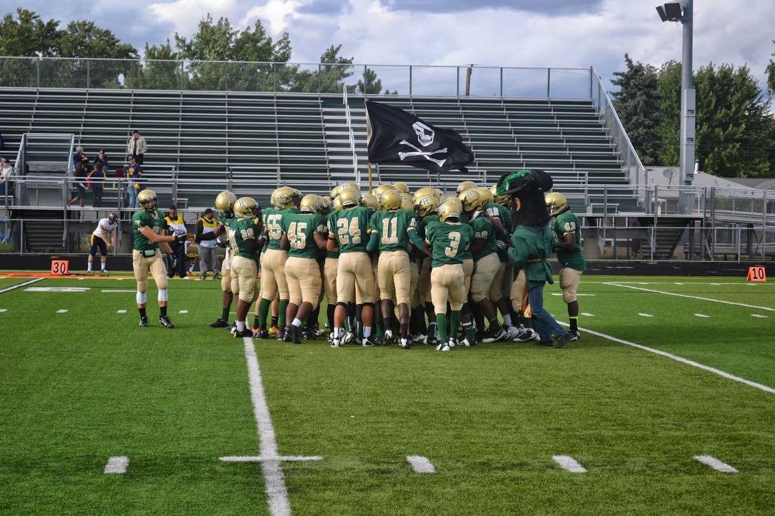 Park Center Senior High School - Boys Varsity Football