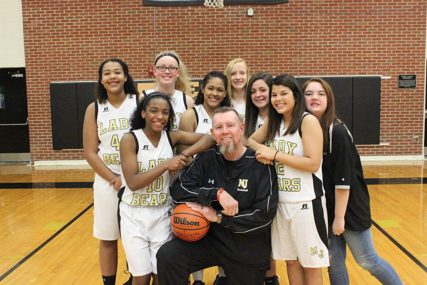 Mt. Juliet Middle School - Girls' Basketball