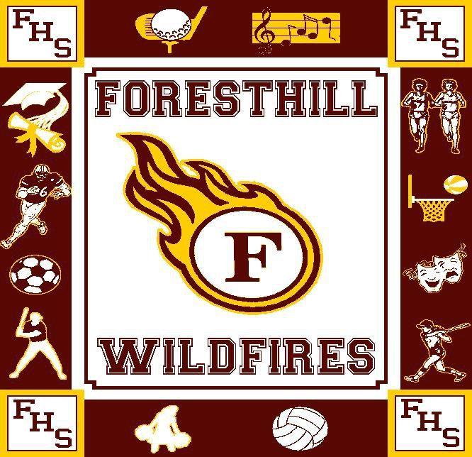 Foresthill High School - Boys Varsity Football