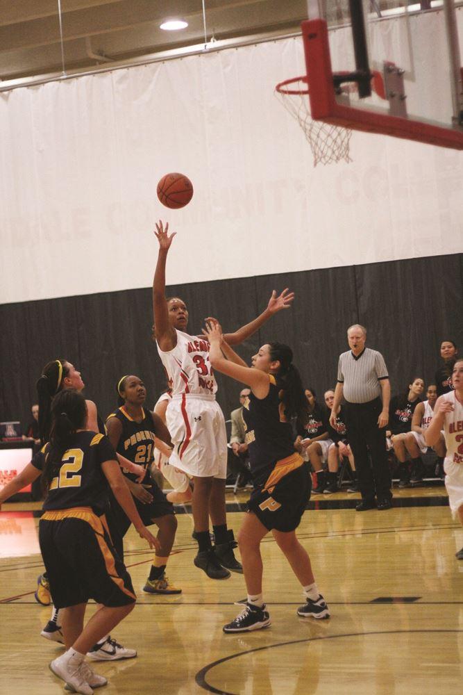 Glendale Community College - Gaucho Women's Basketball