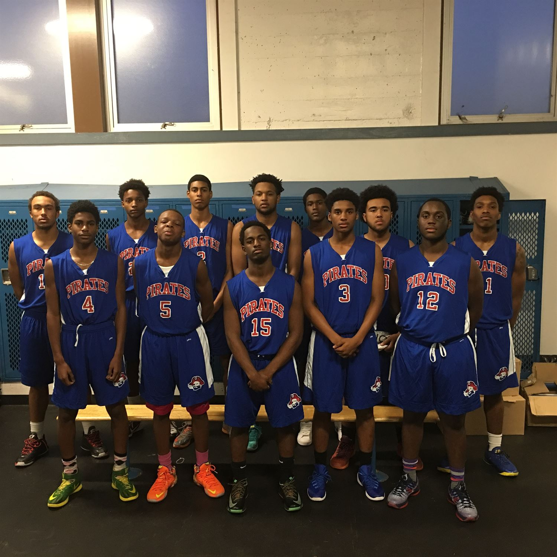 San Leandro High School - Boys' Varsity Basketball