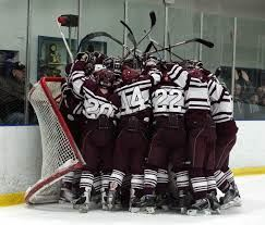 Anderson High School - Boys' Varsity Ice Hockey