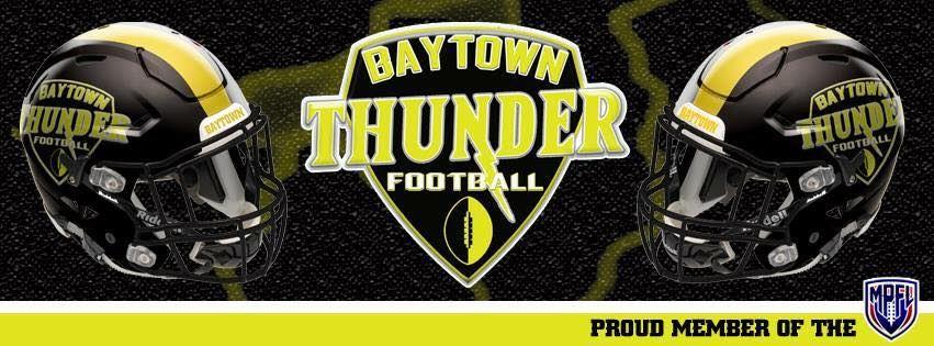 Baytown Thunder - Baytown Thunder