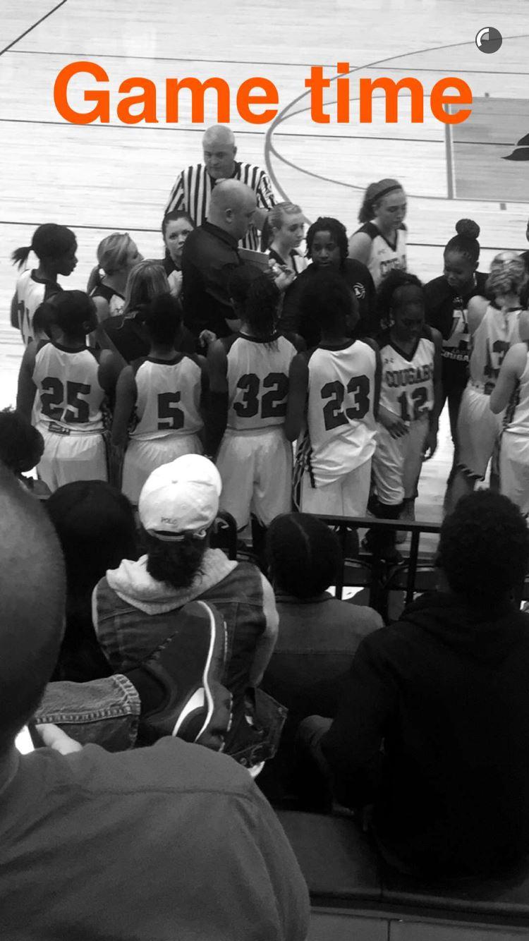 Alexander High School - Girls' Varsity Basketball - New