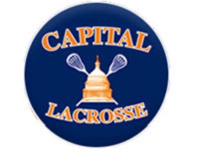 Capital Lacrosse - Capital 2019 Orange