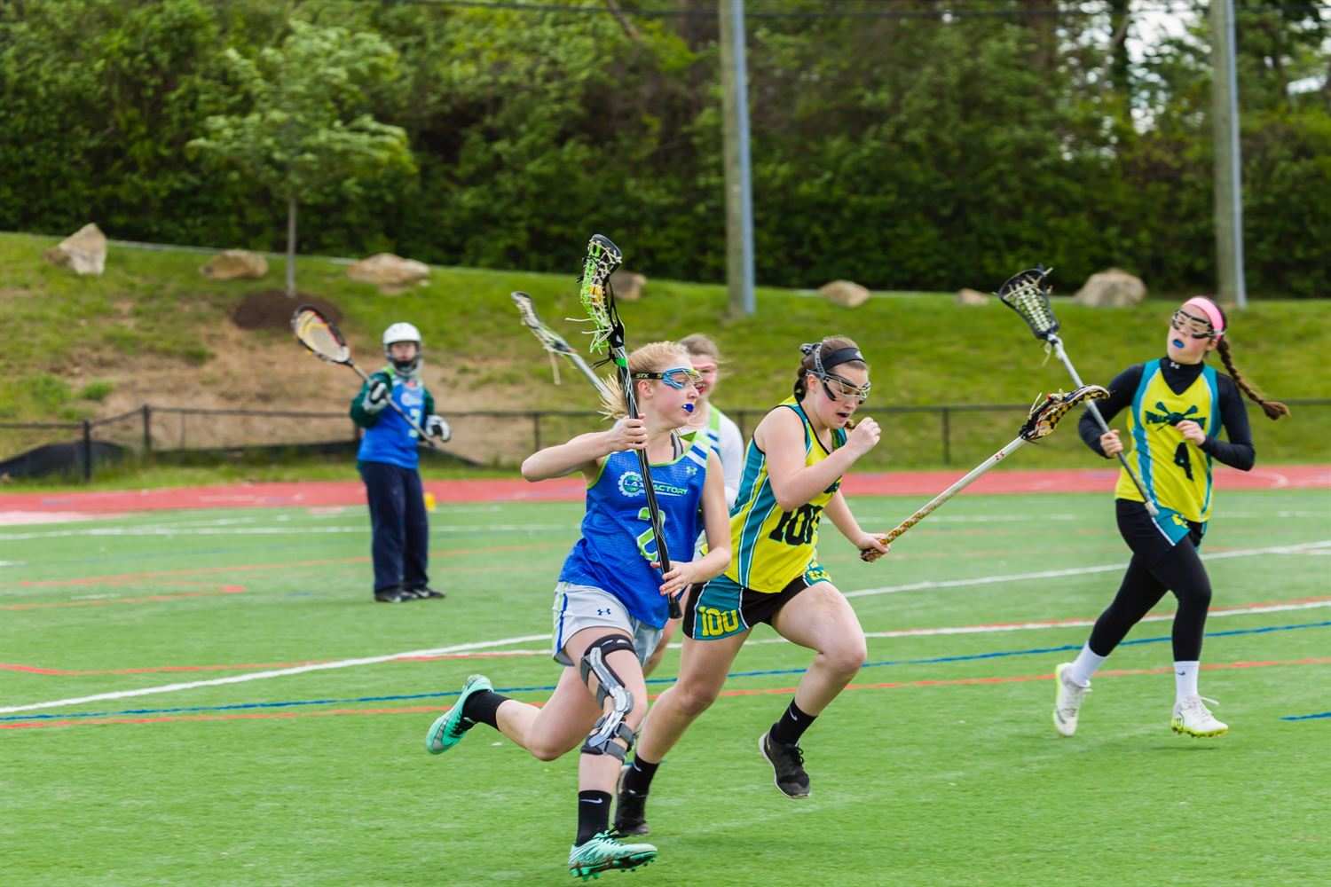 3d Maryland - Lax Factory Girls