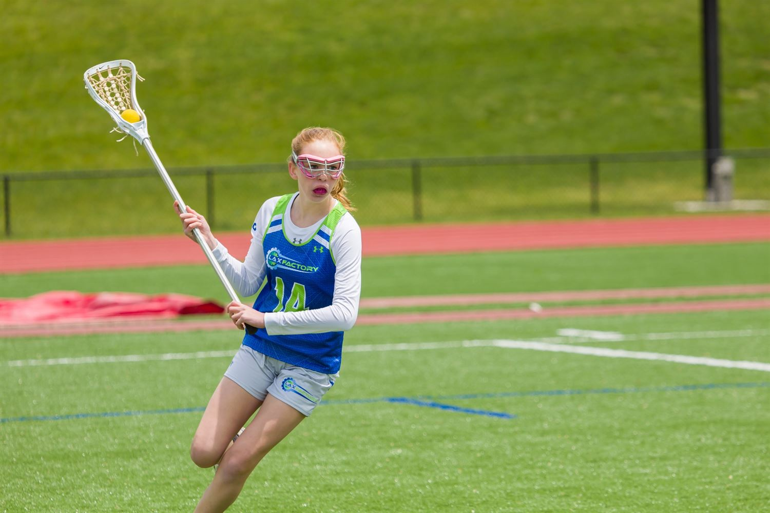 Lax Factory - 3D Maryland Girls