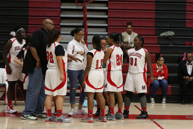McLane High School - Girls' JV Basketball
