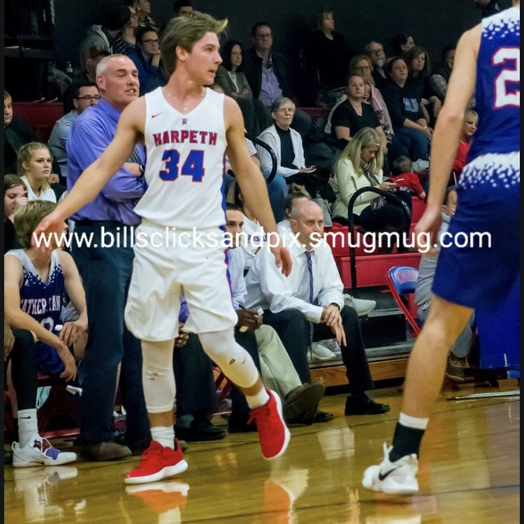 Boys Varsity Basketball Harpeth High School Kingston Springs