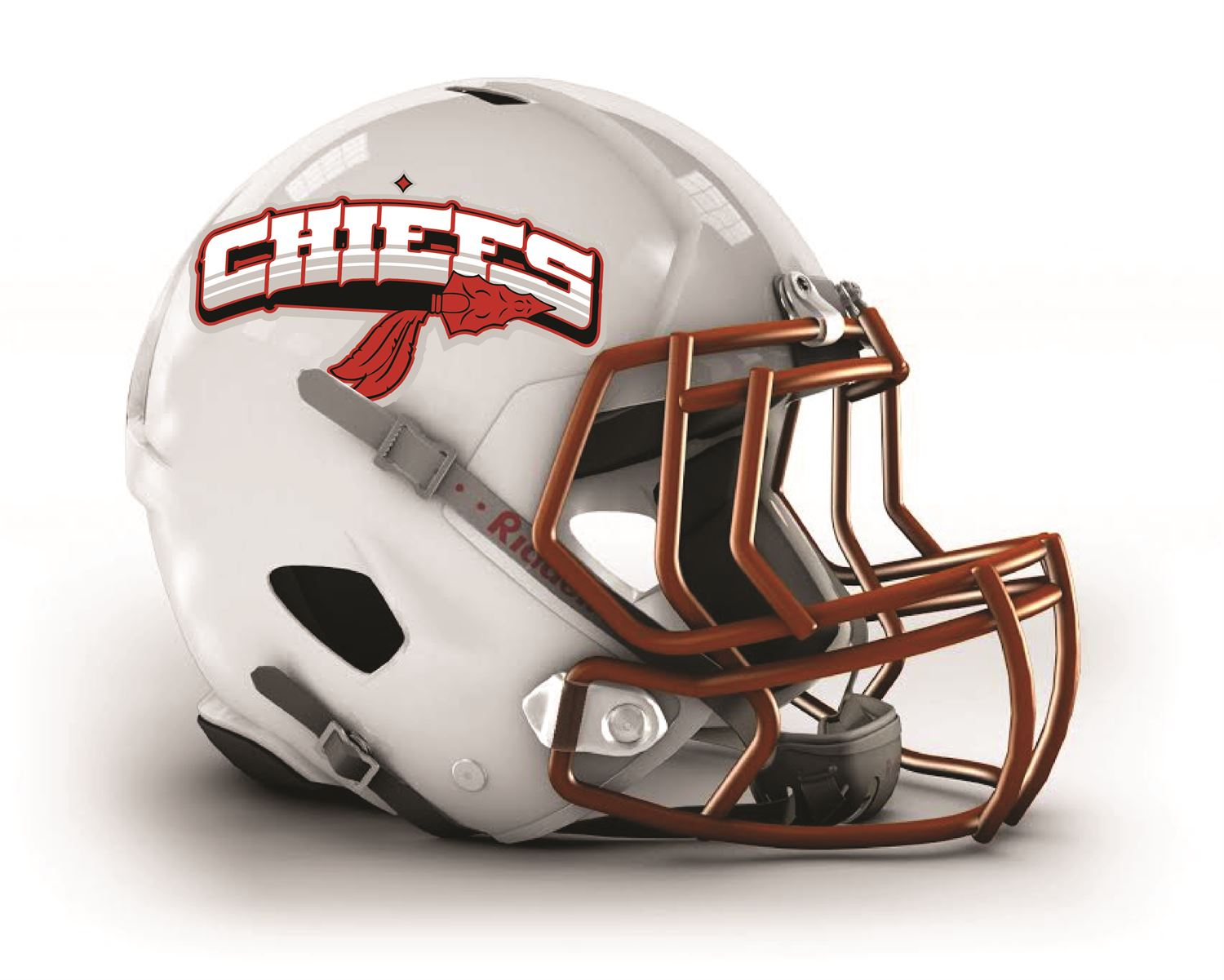 Lake Country Chiefs- WAAYFL - 5th Grade White
