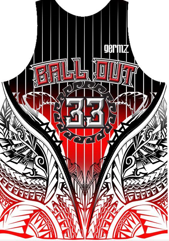 Ball Out Ohana Maui  - Ball Out Select