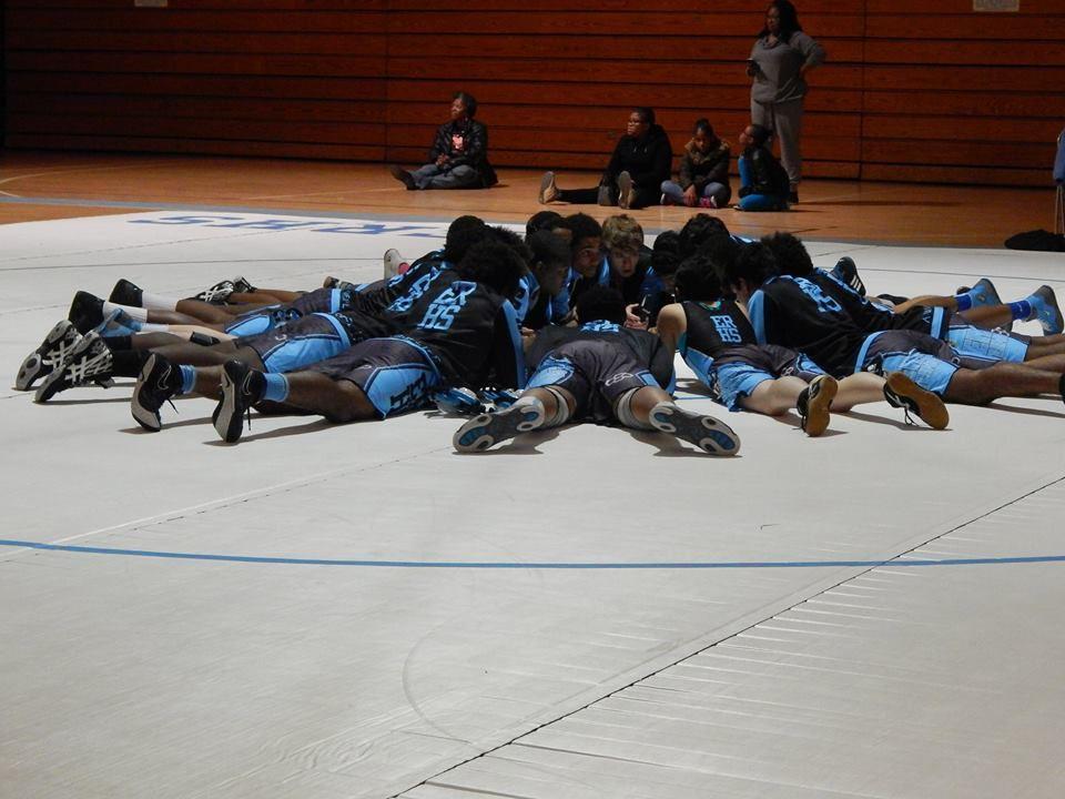 Eleanor Roosevelt High School - Boys' Varsity Wrestling