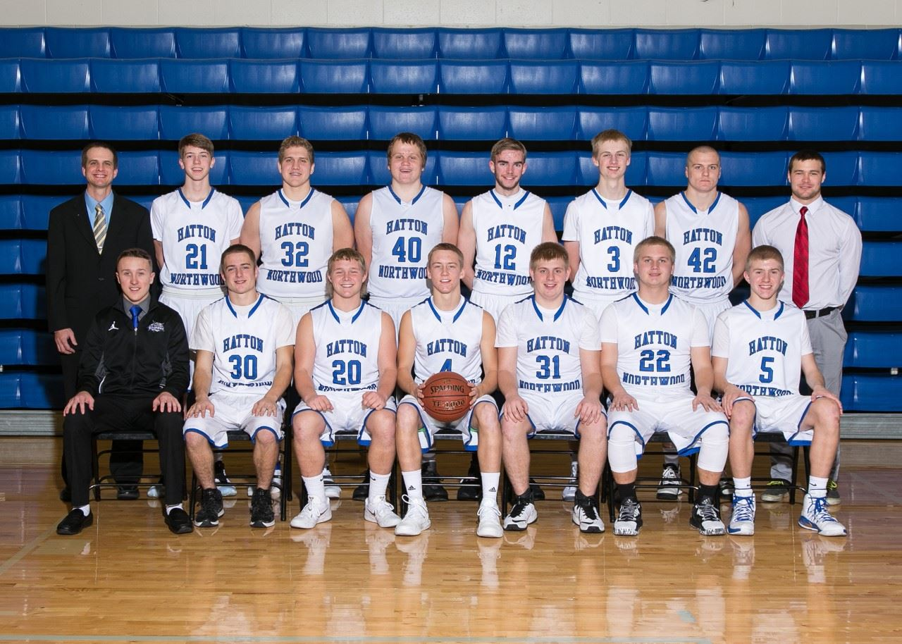 Hatton/Northwood High School - Boys' Varsity Basketball