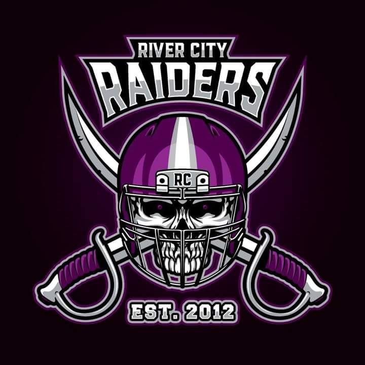 River City Raiders Professional Indoor Football - River City Raiders