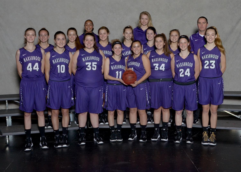 Marshwood High School - Girls Basketball