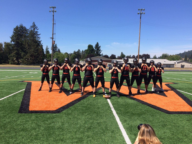 Washougal High School - Boys Varsity Football