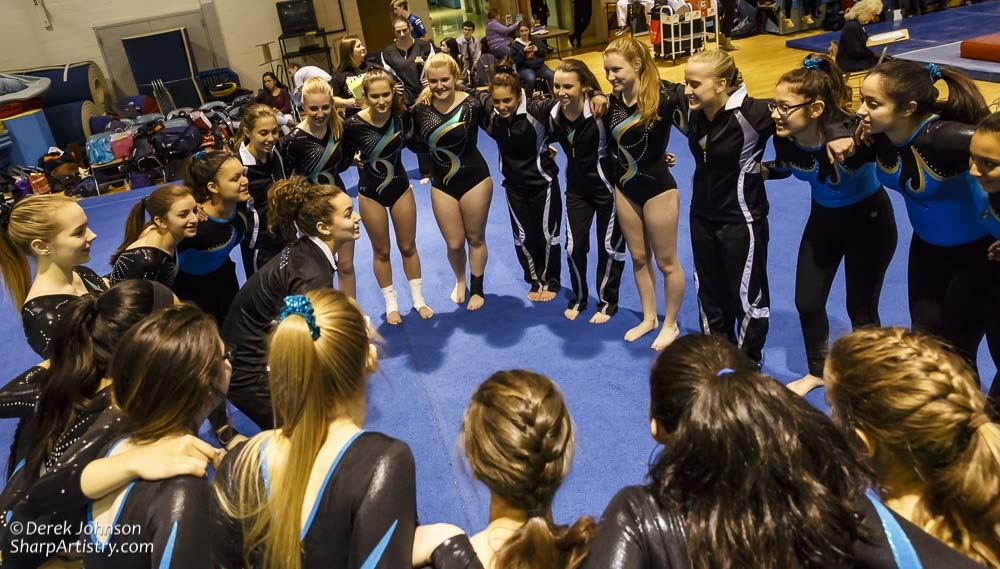 Maine West High School - Girls' Varsity Gymnastics