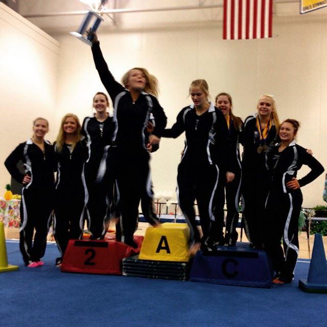 Champlin Park High School - Varsity Gymnastics