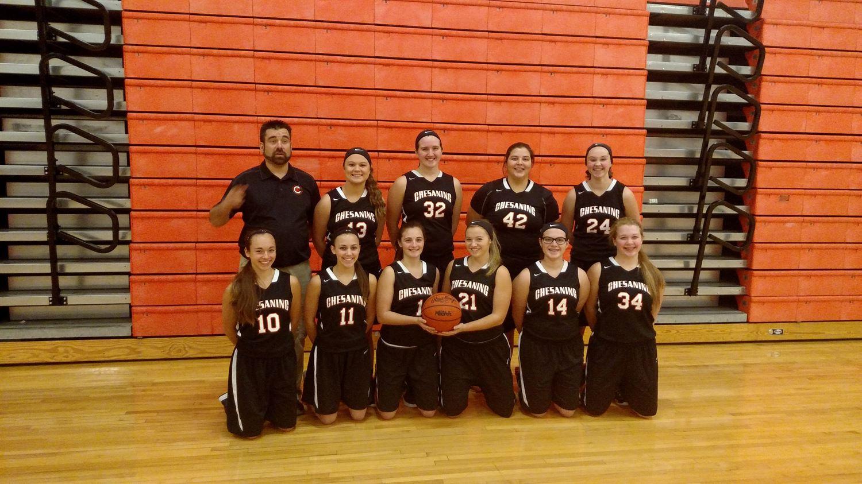 Chesaning High School - Girls' Varsity Basketball