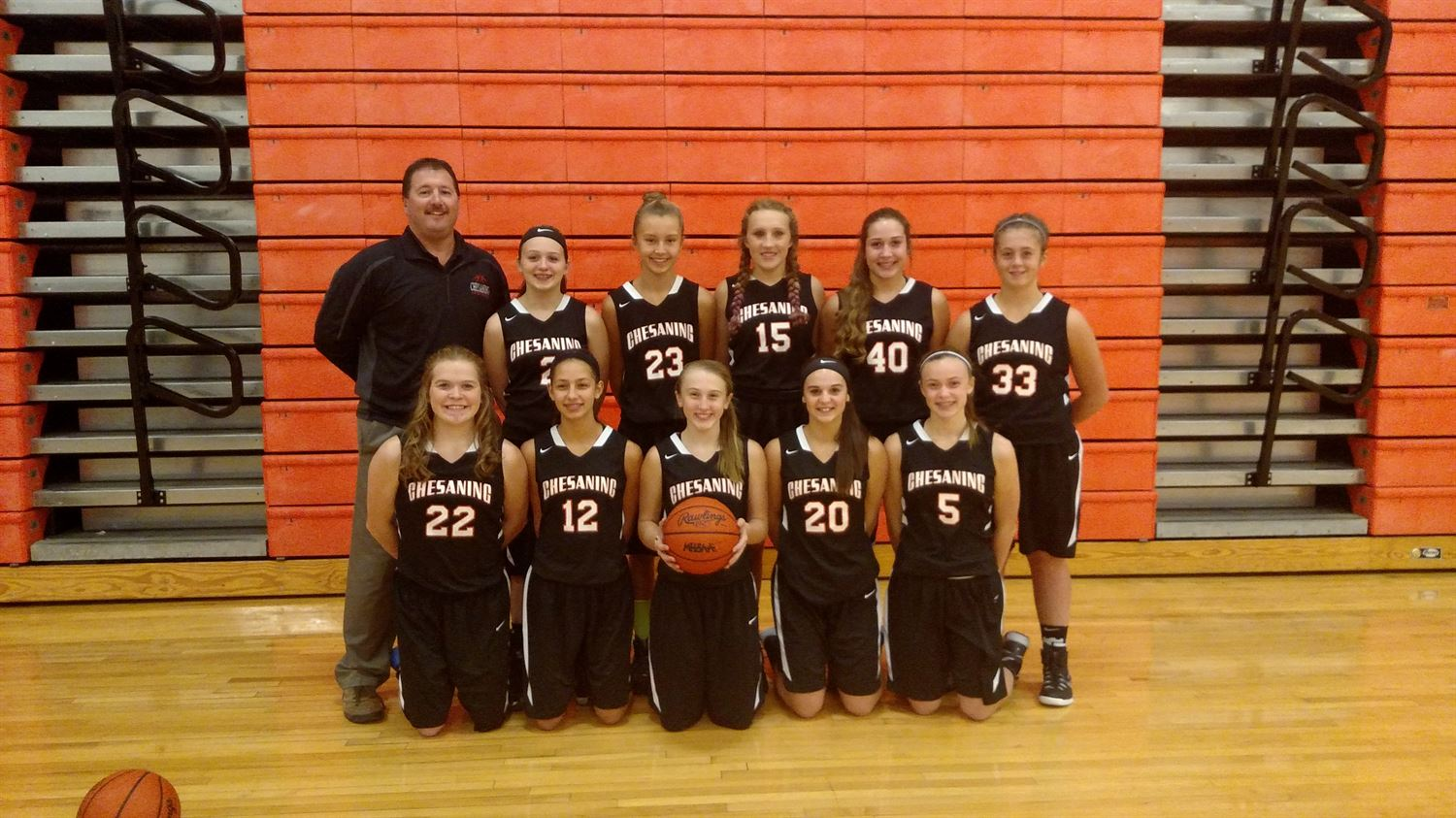 Chesaning High School - Girls' JV Basketball