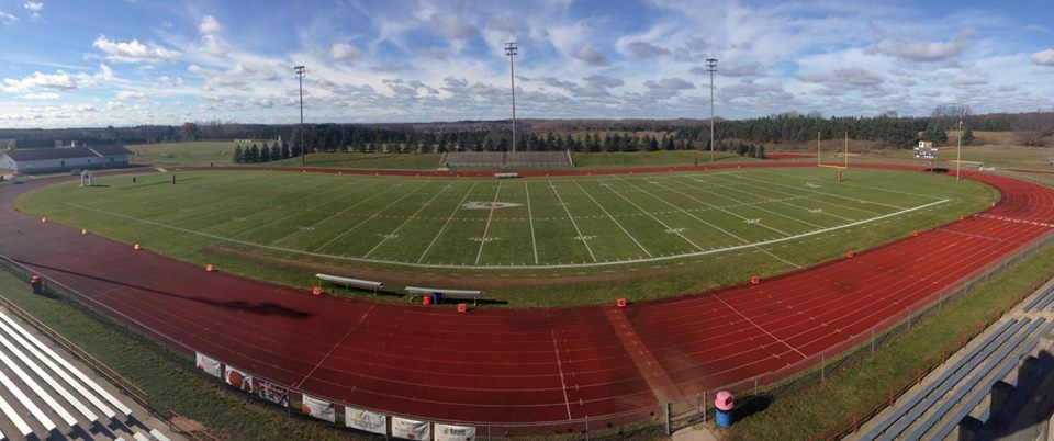 Chippewa Hills High School - Boys Varsity Football
