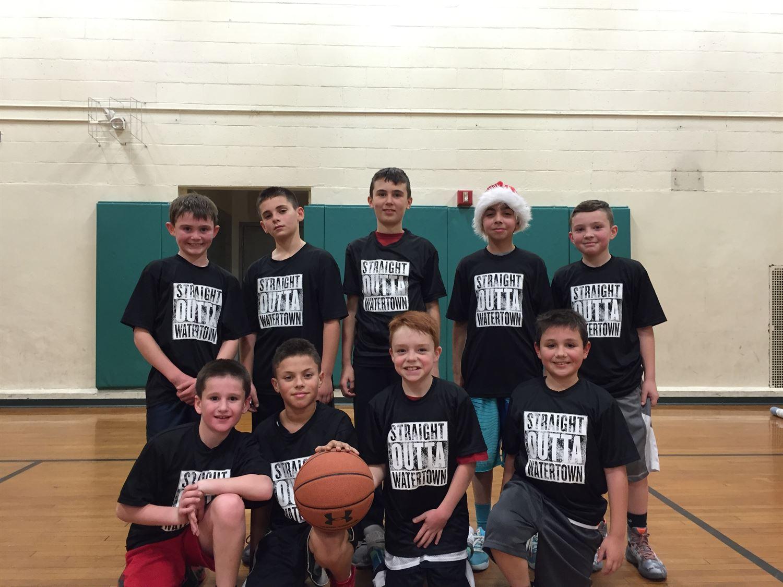 Youth basketball  - Watertown 2023
