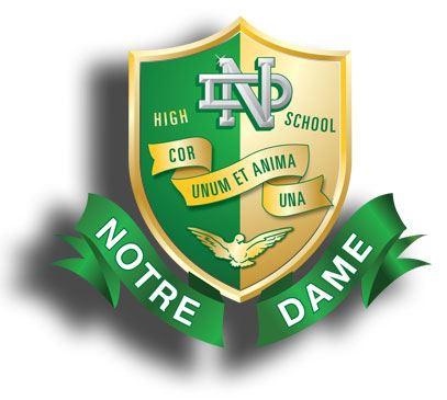 Notre Dame High School - Varsity Girls' Volleyball