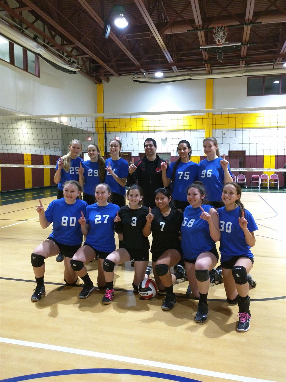 Downstate Juniors VBC - 16 Blue